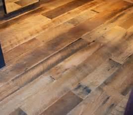 reclaimed wire brushed tobacco barn oak wood flooring