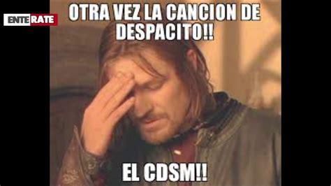 despacito meme despacito mejores memes despacito ft justin bieber youtube