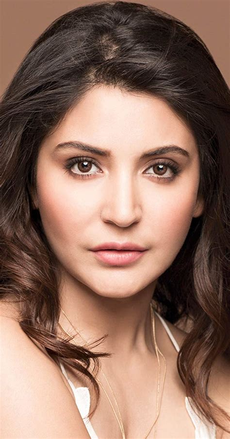 actress name with m anushka sharma imdb