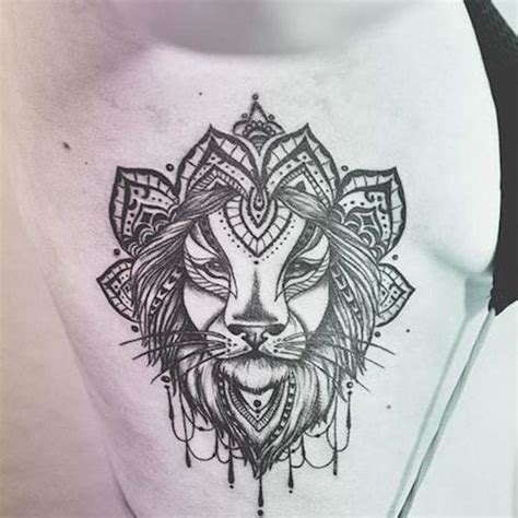 pattern in chief meaning lion traditional body tattoo on tattoochief com