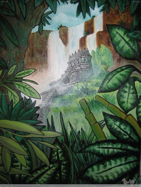 imagenes de paisajes aztecas ruina azteca carlos ruiz garc 237 a artelista com