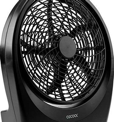 o2cool 10 inch battery or electric portable fan o2cool fan 10 inch battery or electric operated indoor