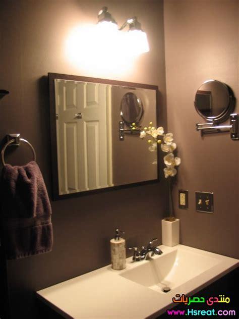 attachment small bathroom paint color ideas 1448 صور حمامات باللون البني ارقى و افخم الديكورات العصرية