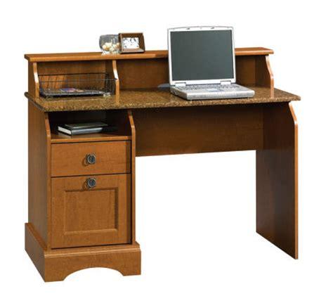 Sauder Graham Hill Collection Desk Autumn Maple Finish Sauder Graham Hill Computer Desk