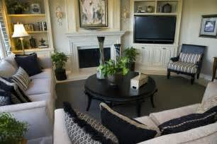 47 Beautifully Decorated Living Room Designs