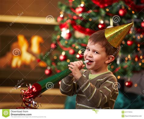 new year boy boy at new year s stock images image 21771914