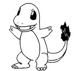 charmander coloring page coloring pages charmander drawings