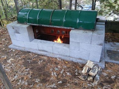 pit rotisserie how to make a large rotisserie pit bbq home design garden architecture magazine