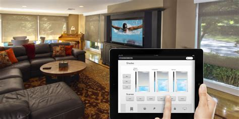 newspace crestron shading solutions top 7 smart blinds and motorized window shades