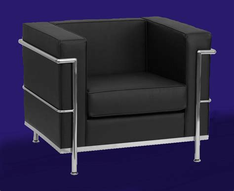 Contemporary Leather Lounge Chairs by Contemporary Black Leather Lounge Chair We Rent Atlanta