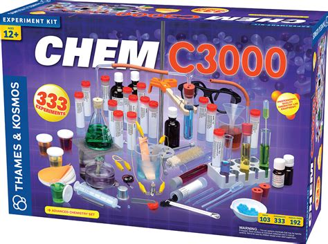 chemistry experiment kit scientificsonlinecom