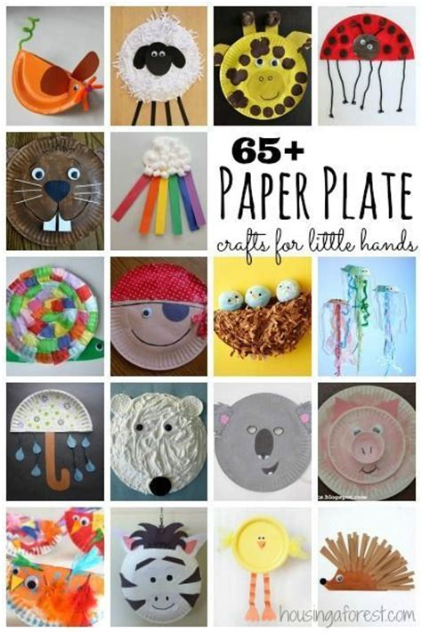 Arts And Crafts Using Paper Plates - up sticks for your yard a tutorial from