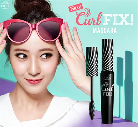 Etude Lash Perm etude house lash perm curl fix mascara memorable days