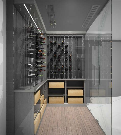 home wine cellar design uk cable racking wines cellar