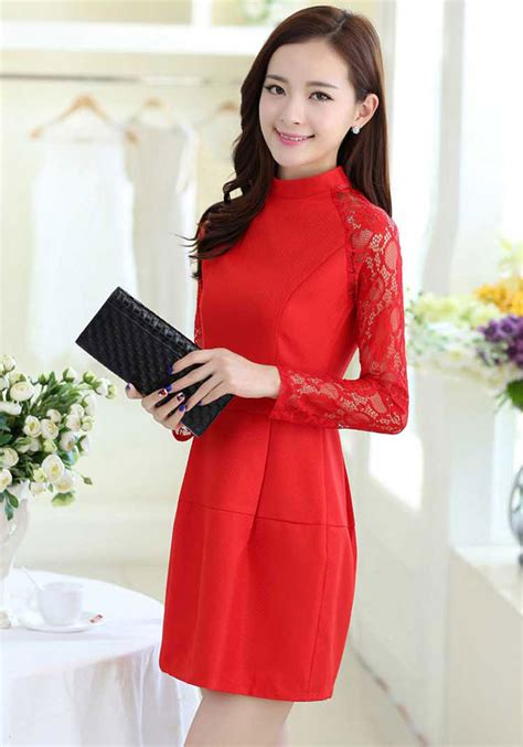 Mini Dress Import Baju Pesta gaun pesta mini dres model baju dress brokat modern