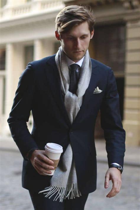 ネイビースーツ着こなし 最新スタイル 男前研究所