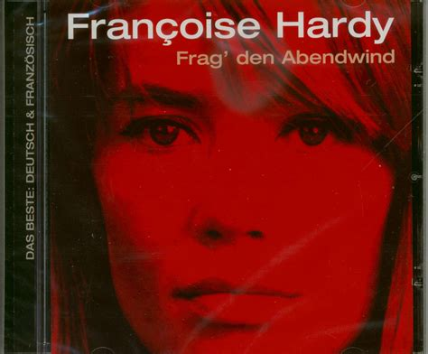 francoise hardy zeit francoise hardy frag den abendwind cd pop vocal ebay