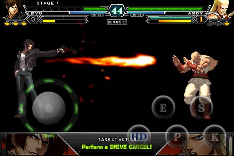 kof 13 apk the king of fighters a 2012 f 1 0 5 apk android