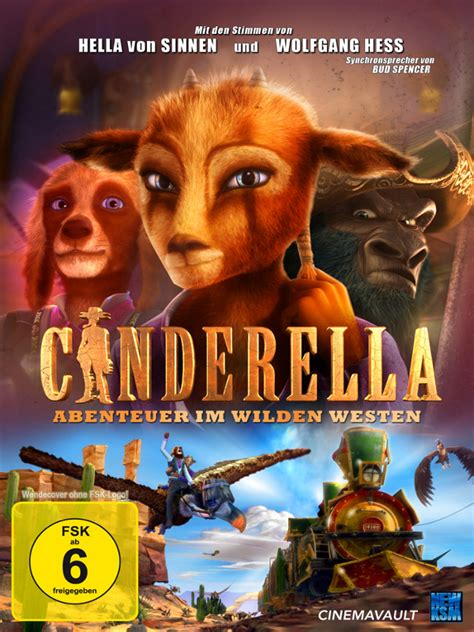 film cinderella im kino cinderella abenteuer im wilden westen film 2012