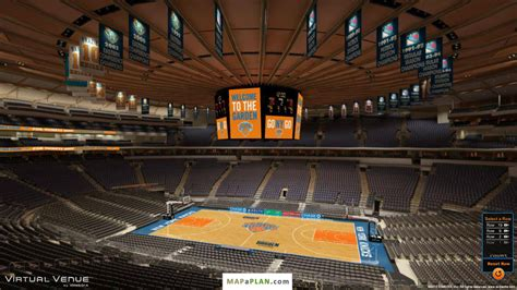 Msg Section 225 by Square Garden Seating Chart Section 225 View