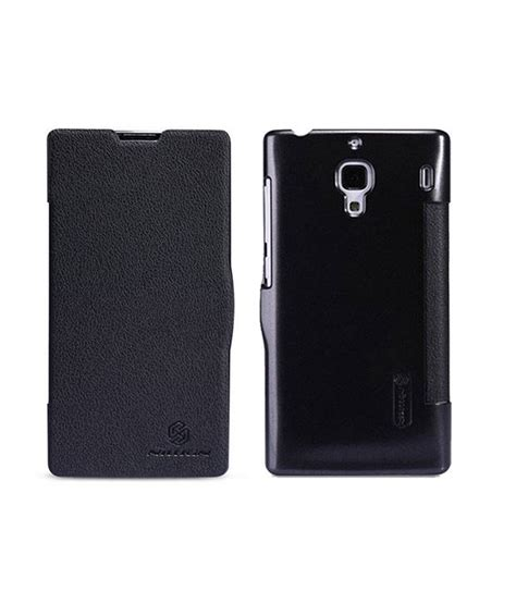 Nillkin Fresh Fruit Leather Xiaomi Redmi 1s newtronics nillkin leather holster flip cover for xiaomi redmi 1s flip covers at