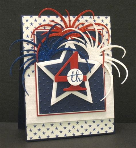 Handmade Fireworks - 500 best images about troop veteran card ideas on