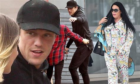 towie s lewis bloor and mob wives renee graziano go into