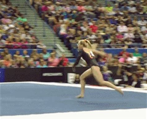 double layout gymnastics wogymnastika mykayla skinner sticks the most difficult
