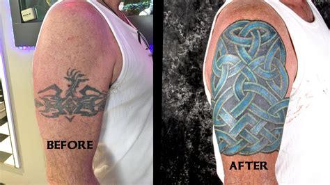 tattoo cover up band coverup tattoos luckyfish inc and tattoo santa barbara