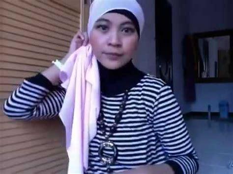Hijab Tutorial Segi Empat Oleh Rania | hijab tutorial segi empat 3 cara pakai jilbab modis oleh