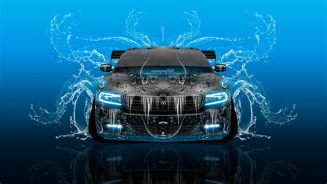 Tony Cars by Dodge Charger Rt Front Water Car 2016