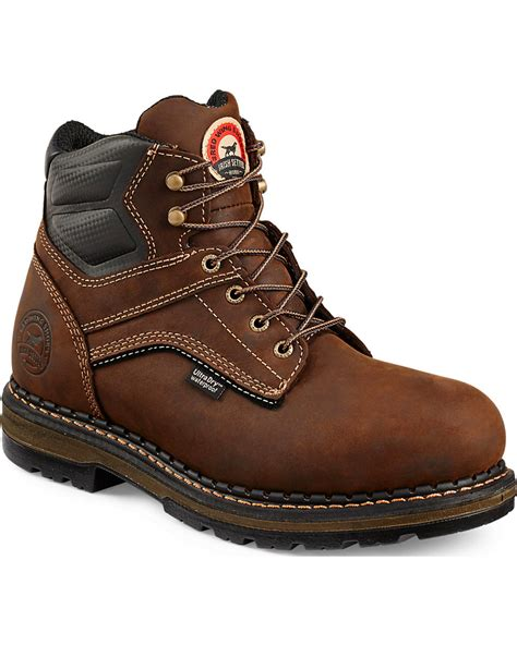 wing work boots clearance wing setter ramsey s lace up work boots