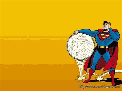 wallpaper cartoon superman funny page 2 of 2 windows 10 wallpapers