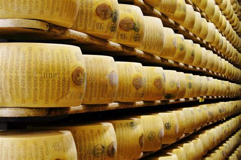 parmigiano reggiano controlled supply chain for a unique taste