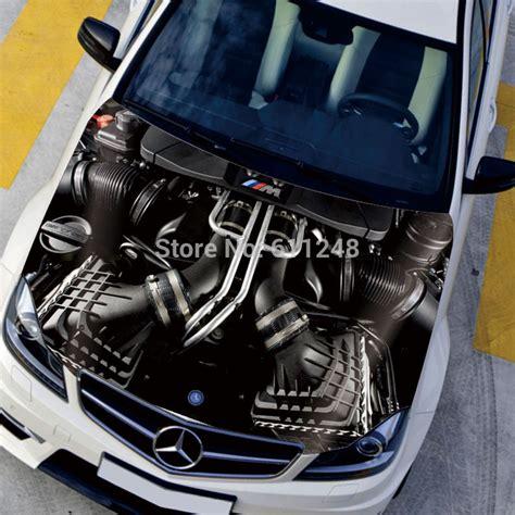 Motorhaubenaufkleber Tiger by Creative Waterproof Hd Inkjet Sticker V6 Mercedes