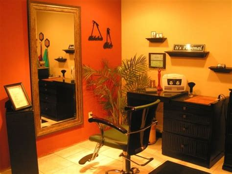 home salon decorating ideas small space hair salon ideas salon other space