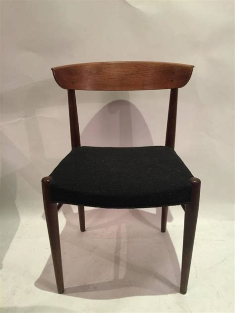 set of four danish modern teak dining room chairs for sale set of four danish modern century teak dining chairs for