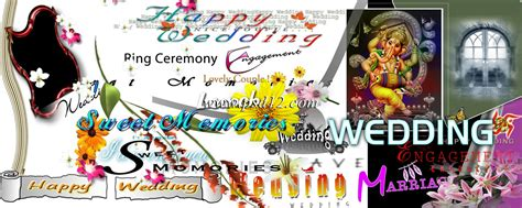Wedding Album Title by Wedding Album Clipart 30