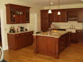 Cabinet Countertop by Kitchen Quartz Countertops With Oak Cabinets Cabinets With