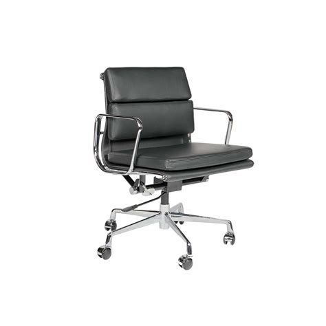 Eames Soft Pad Lounge Chair by Eames Designed Soft Pad Chair Ea 217 A Steelform Design