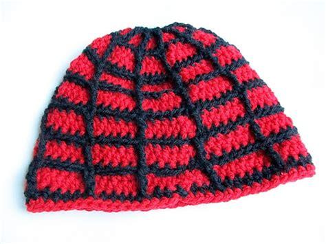free pattern spiderman hat little things blogged crochet spiderman hat crochet