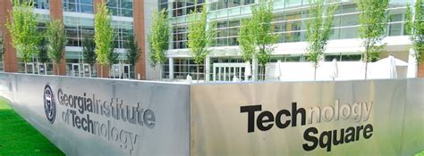 Tech Scheller College Of Business Mba by Tech Square S Corporate Innovation Research Centers
