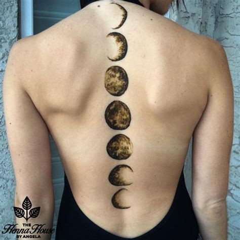 moon phases tattoos designs 25 best ideas about fases da lua on