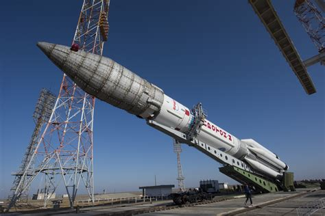 Proton Rocket by Space In Images 2016 03 Proton Rocket Moved Into