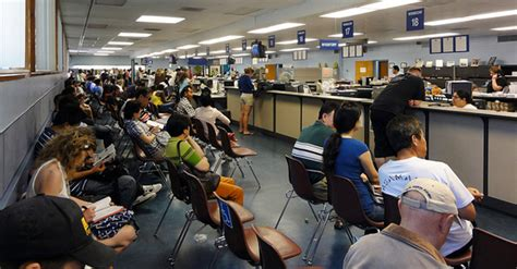 ill dept of motor vehicles how being is like the department of motor vehicles