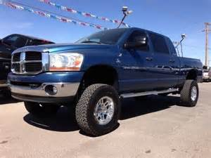 buy used 2006 dodge 2500 mega cab 5 9 diesel 4x4 lift kit