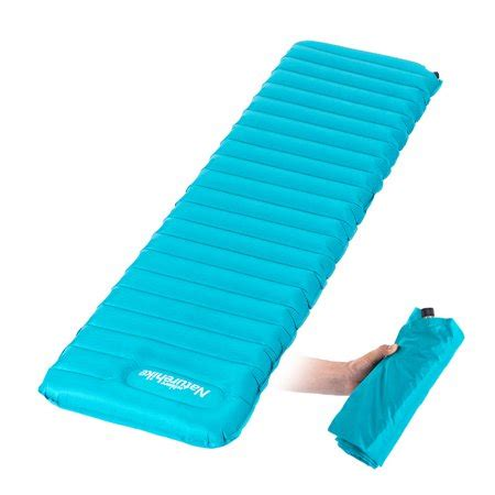 luchtbed self inflatable ktaxon self inflating air mattress inflatable sleeping pad