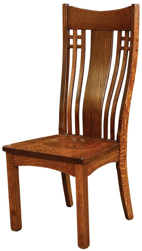 Premium Chairs by Andalusia Premium Chair Amish Oak Warehouse