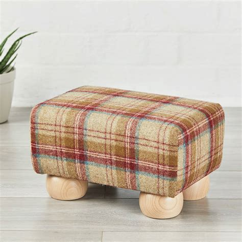 Low Foot Stool by Richmond Small Footstool By Footstools And More