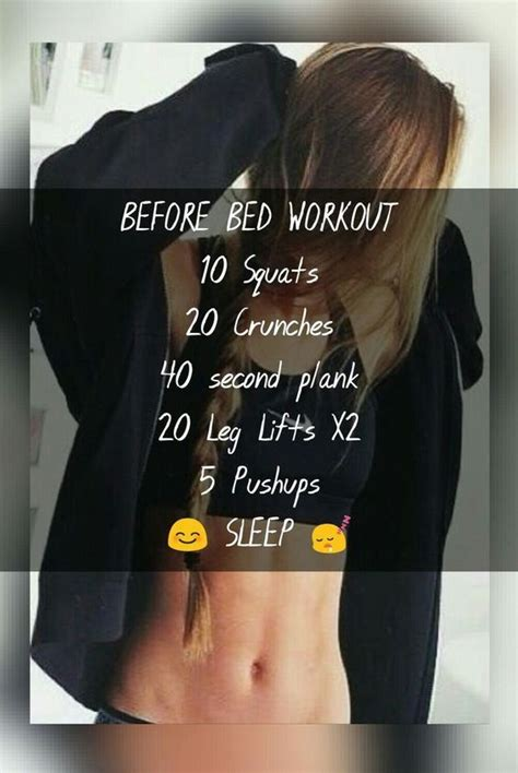 should you workout before bed 23 intense ab workouts that will help you shed belly fat